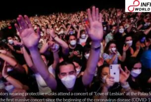 Barcelona Gears for No-separated Live Concert, Tests 5,000 Fans for Covid-19