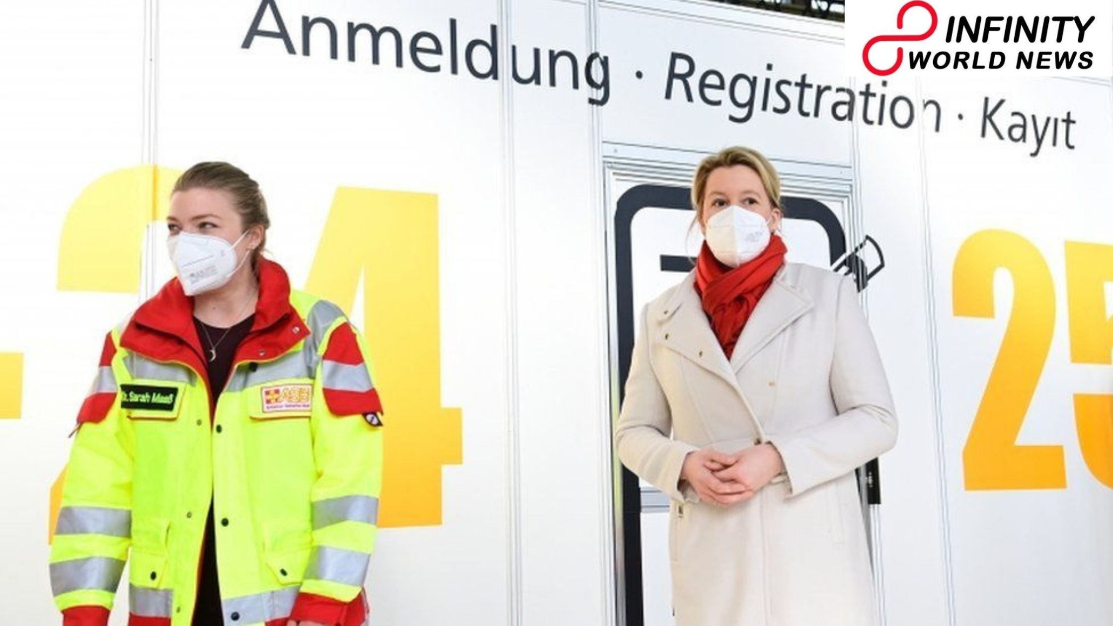 Covid: Alarm at German AstraZeneca stop as cases spike