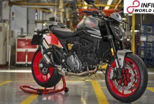 Ducati Unveils New Monster Lineup