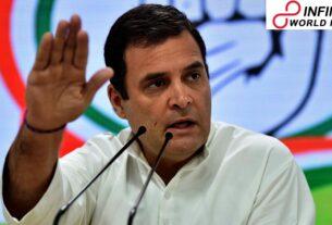 """""""India No Longer Democratic Country"""": Rahul Gandhi Tweets Swedish Report"""