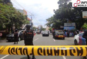 Indonesia bombing: Worshippers injured in Makassar church attack