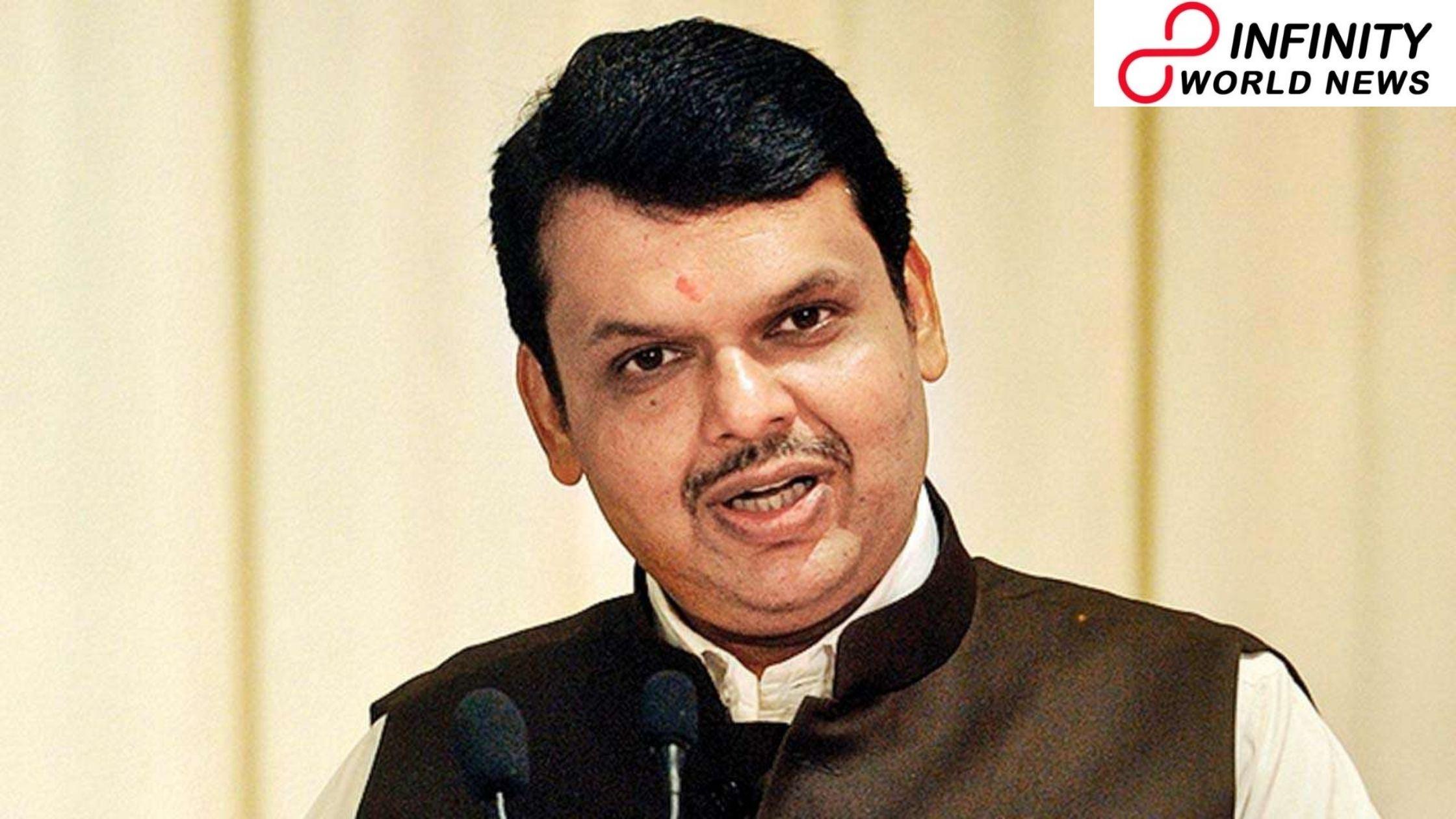 Maharashtra Home Minister Anil Deshmukh should leave: Devendra Fadnavis