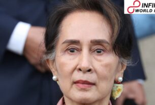 Myanmar's military blames Suu Kyi for taking $600,000 and gold
