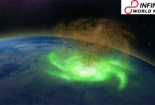 """Researchers Discover First-Ever """"Space Hurricane"""""""