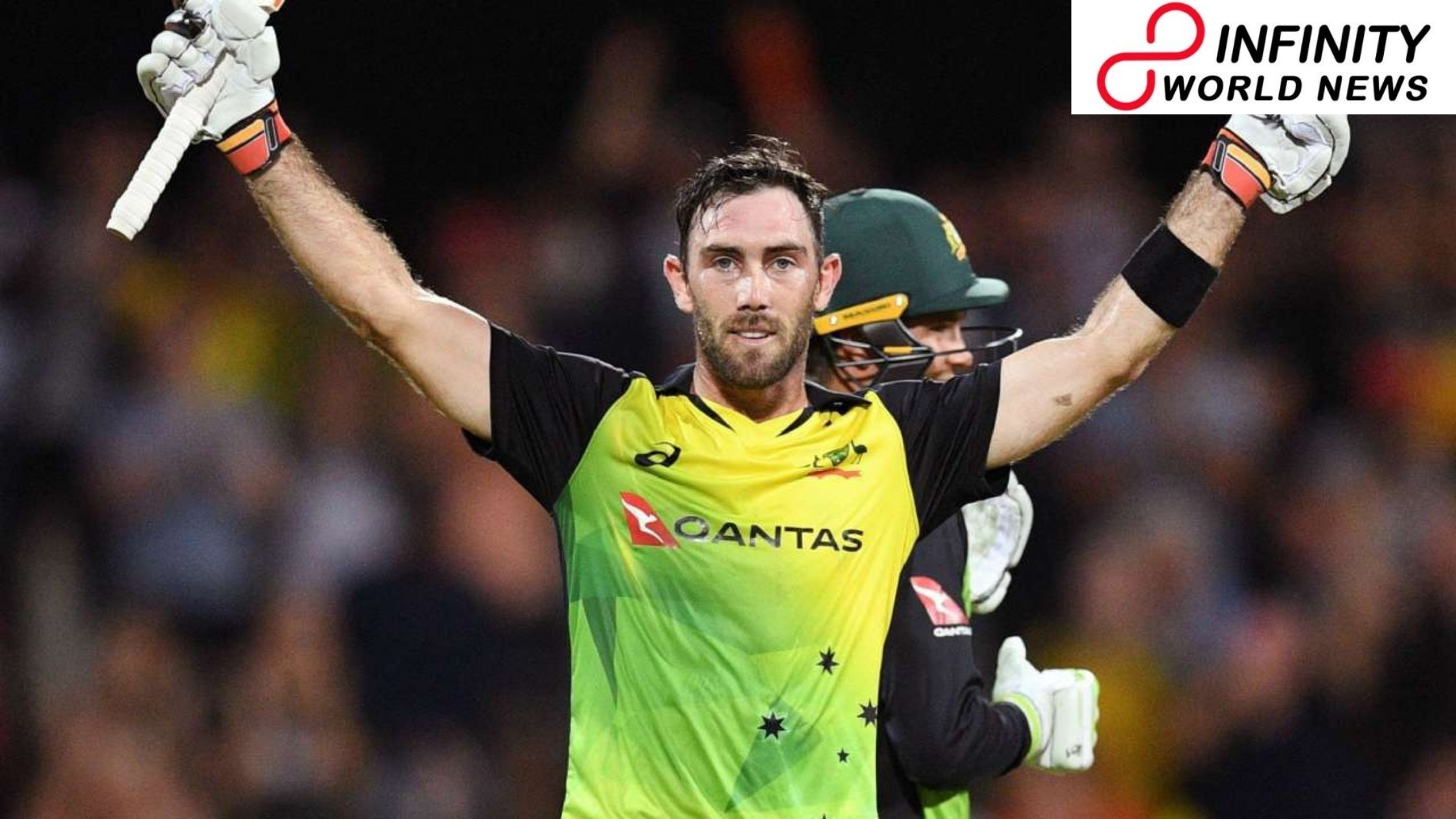 Australia vs New Zealand: Seat was broken by Glenn Maxwell's six to be sold for a noble cause