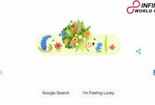 Spring Season 2021: Google Doodle Rejoices Equinox By Animated Hedgehog, Flowers