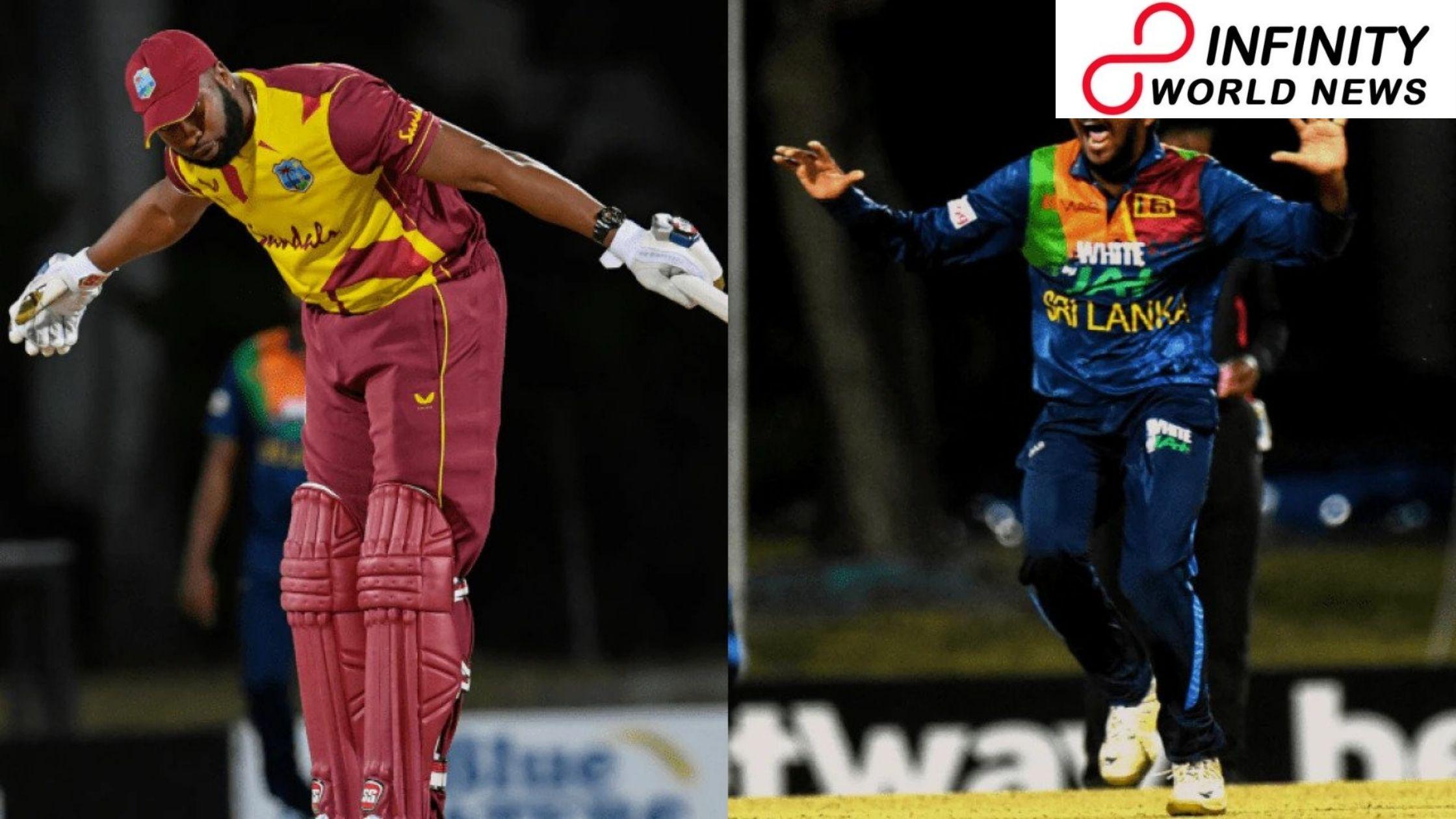 Sri Lanka pick to bat in ODI arrangement opener; West Indies hold Akeal Hosein