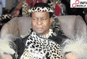 Zulu King Goodwill Zwelithini kicks the bucket in South Africa matured 72