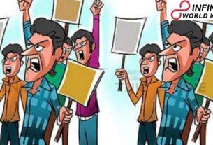 school teachers fight over non-instalment of full pay rates in Delhi