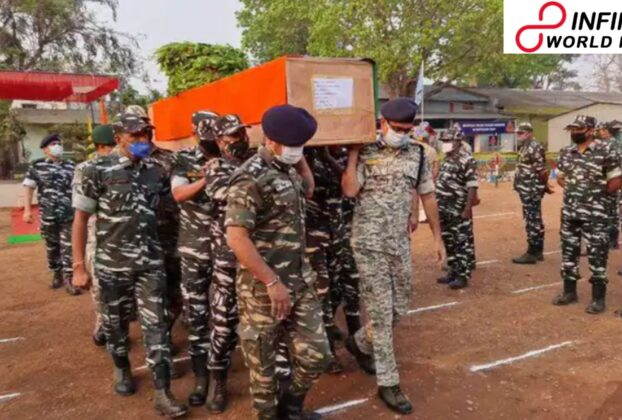 Chhattisgarh: 21 Jawans Missing After Encounter With Naxals; 5 Killed, 30 in Hospital