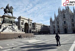 Coronavirus: Italy gets back to severe lockdown for Easter