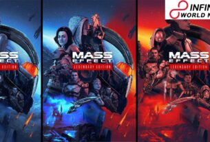 In Mass Effect Legendary Edition the set of three s best completion is as