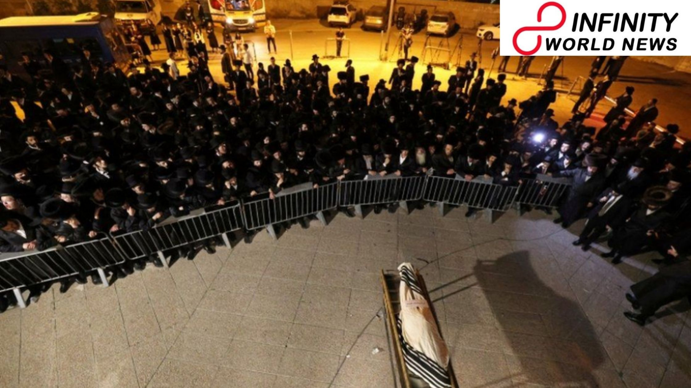 Israel pound: Day of grieving after handfuls killed at Jewish celebration